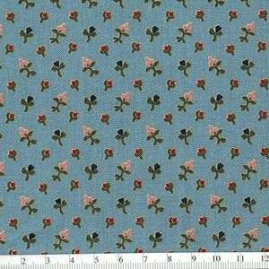 *Marcus Fabrics* Georgetown Ditzy Flowers blue