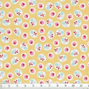 【10%OFF】*Windham Fabrics* Story Book Vacation Floral purple