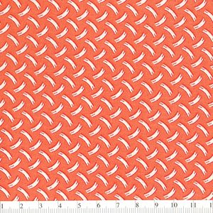 *Marcus Fabrics* Aunt's Grace Miniatures Paint Slash orange